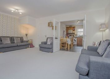 Thumbnail 4 bed town house for sale in Shackleton Way, Yaxley, Peterborough, Cambridgeshire.