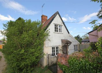 Thumbnail 1 bedroom cottage for sale in Fair Green, Glemsford, Sudbury