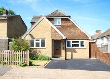 Thumbnail 3 bed detached house for sale in Coxdean, Epsom