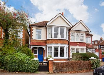 Thumbnail 3 bed semi-detached house for sale in Belgrave Road, London