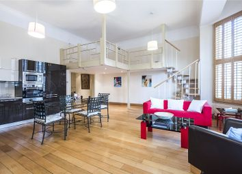 Thumbnail 2 bed flat for sale in Courtfield Road, London