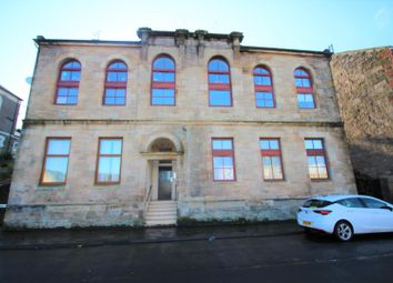 Thumbnail 1 bedroom flat for sale in Glen Avenue, Port Glasgow