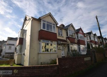 Thumbnail 3 bed flat for sale in Clifton Road, Paignton, Devon
