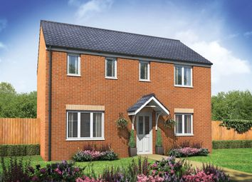 "Thumbnail 3 bed detached house for sale in ""Clayton Variant "" at Easter, Axial Way, Colchester"