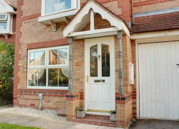 Thumbnail 3 bed end terrace house for sale in Huzzard Close, Walkington, Beverley