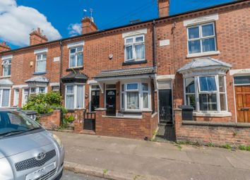 Thumbnail 3 bed terraced house for sale in Duxbury Road, Leicester