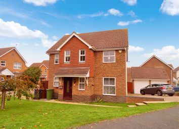 Thumbnail 4 bed detached house for sale in Mendip Avenue, Eastbourne