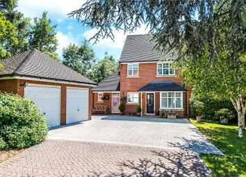 Thumbnail 3 bed detached house for sale in Oakview Close, Watford, Hertfordshire