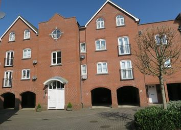 Thumbnail 2 bed flat for sale in Quayside Walk, Marchwood, Southampton