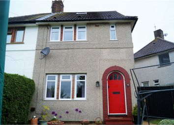 Thumbnail 3 bed semi-detached house for sale in Trinder Road, Barnet