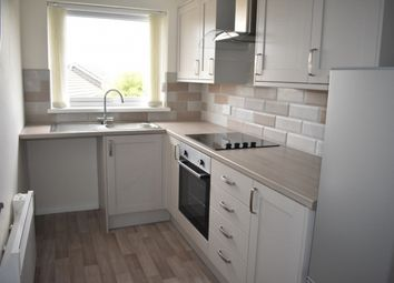 Thumbnail 1 bed flat to rent in Lon Draenog, Cwmrhydyceirw