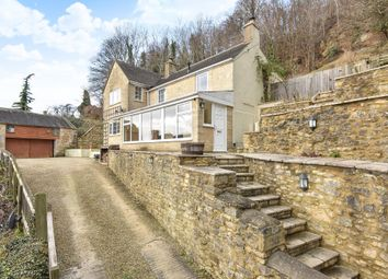 Thumbnail 4 bed detached house for sale in Lower Street, Ruscombe, Stroud