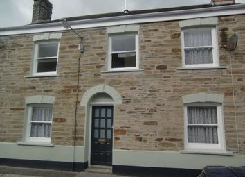 Thumbnail 2 bed terraced house to rent in St Dominic Street, Truro, Cornwall