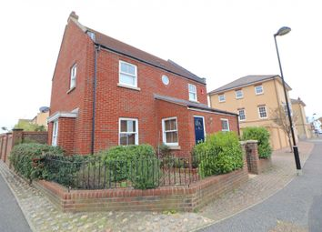 4 bed detached house for sale in Jamaica Way, Eastbourne, East Sussex BN23