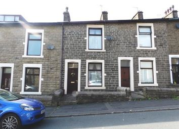 Thumbnail 2 bed terraced house for sale in Wells Street, Haslingden, Rossendale, Lancashire