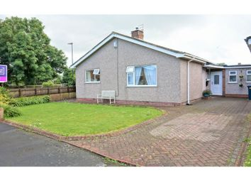 Thumbnail 3 bed detached bungalow for sale in Elm Avenue, Newcastle Upon Tyne