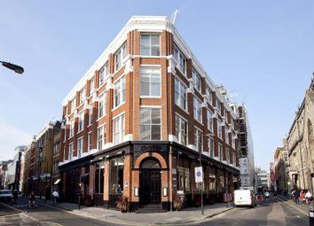 Thumbnail 2 bed flat for sale in Leonard Street, London