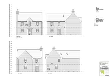 Thumbnail 4 bed detached house for sale in Penwald Court, Peakirk, Peterborough