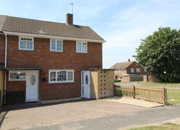 Thumbnail 3 bed semi-detached house for sale in Kingsclere Avenue, Southampton
