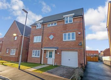 Thumbnail 5 bed detached house for sale in Richardson Way, Consett