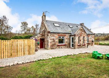 Thumbnail 3 bed detached house for sale in Burnfarm Cottages, Killen, Avoch