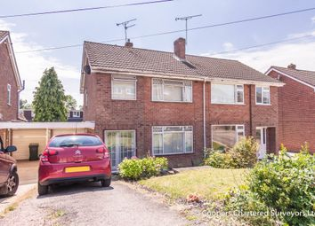 Thumbnail 3 bedroom semi-detached house for sale in Chiel Close, Eastern Green, Coventry