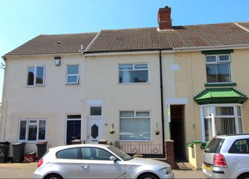 Thumbnail 3 bed terraced house for sale in Crescent Road, Hugglescote, Coalville