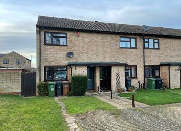 Thumbnail 2 bed terraced house to rent in Launditch Crescent, Downham Market