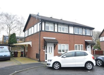 Thumbnail 3 bedroom semi-detached house for sale in The Sheddings, Bolton