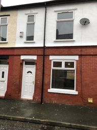 Thumbnail 3 bed terraced house to rent in Essex Road, Manchester