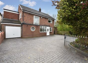 Thumbnail 4 bed detached house for sale in Simister Lane, Prestwich, Manchester