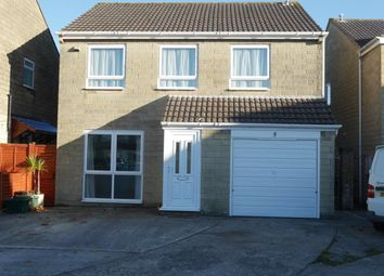Thumbnail 4 bed detached house to rent in St. Andrews Close, Worle, Weston-Super-Mare