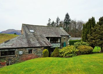 Thumbnail 4 bed detached house for sale in Stonecroft, Ambleside