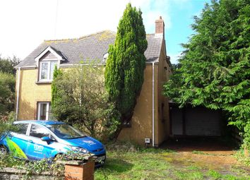 Thumbnail 4 bed detached house for sale in Yerbeston Cottage, Maidenwells, Pembroke, Pembrokeshire
