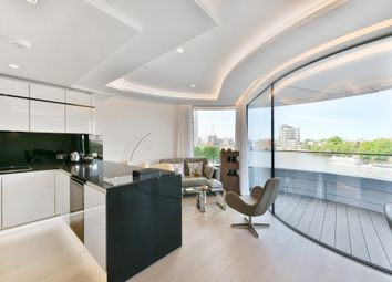 Thumbnail 2 bedroom flat for sale in The Corniche, 21 Albert Embankment, London