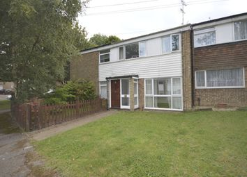 Thumbnail 3 bed terraced house to rent in Harvesters Close, Rainham, Gillingham