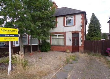 Thumbnail 3 bed semi-detached house for sale in Hinckley Road, Stoney Stanton, Leicester, Leicestershire
