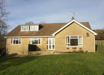 Thumbnail 4 bed detached house to rent in The Street, Teffont, Salisbury
