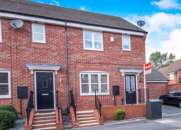 Thumbnail 3 bedroom town house for sale in Disraeli Street, Aylestone, Leicester