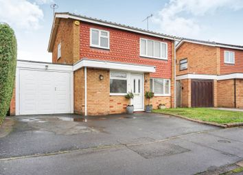 Thumbnail 3 bed detached house for sale in Birchfield Drive, Stourport-On-Severn