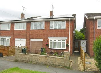 Thumbnail 3 bed semi-detached house for sale in Becketts Lane, Great Boughton, Chester