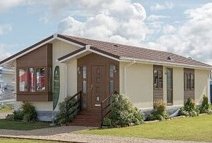 Thumbnail 2 bed mobile/park home for sale in Cannisland Park, Swansea