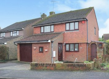 Thumbnail 4 bed detached house for sale in Juniper Close, Seaford