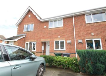 Thumbnail 2 bed town house to rent in Manor House Court, Doncaster