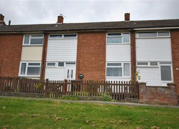 Thumbnail 3 bed terraced house for sale in Churchill Close, Barnstaple