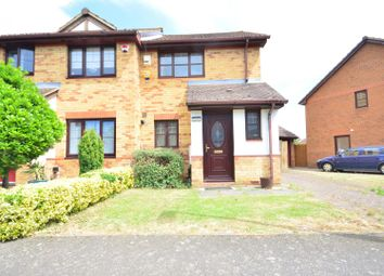 Thumbnail 2 bed semi-detached house to rent in Elliott Avenue, Eastcote, Middlesex