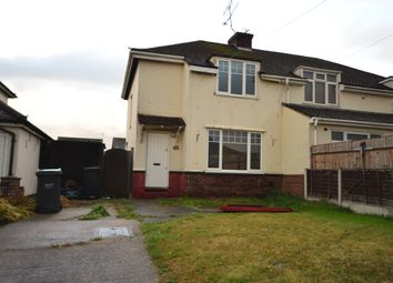 Thumbnail 3 bed semi-detached house to rent in Lunsford Lane, Larkfield, Aylesford