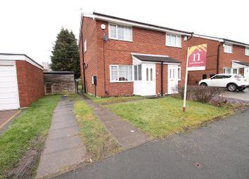 Thumbnail 2 bed semi-detached house to rent in Coltsfoot Drive, Altrincham, Cheshire