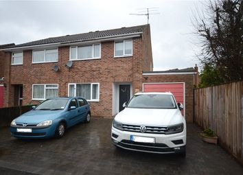 3 bed semi-detached house for sale in Trent Crescent, Thatcham, Berkshire RG18