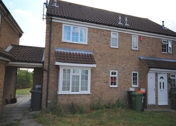Thumbnail 1 bed terraced house to rent in Fyne Drive, Leighton Buzzard